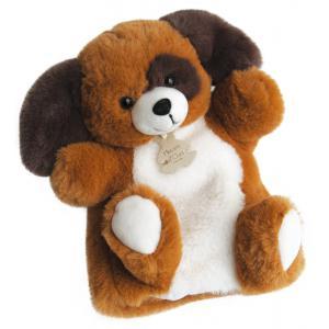 Histoire d'ours - HO2599 - Douce marionnette - chien - taille 25 cm (306128)