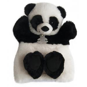 Histoire d'ours - HO2595 - Douce marionnette - panda - taille 25 cm (306134)
