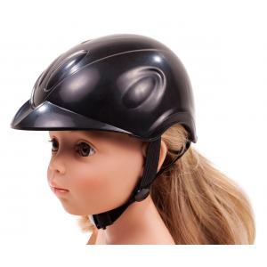 Gotz - 3402721 - Casque cavalière, Black Beauty (306292)