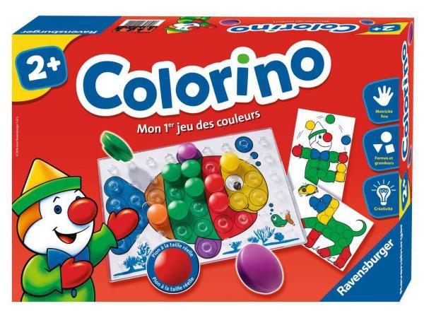 Jeux éducatifs - colorino - 2 ans +