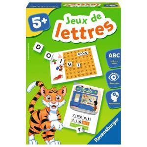 Ravensburger - 24060 - Jeux éducatifs - Jeux de lettres - 5 ans + (306472)