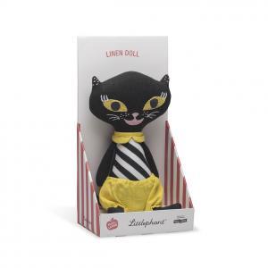 Littlephant - 1248 - Cat - Black (307658)