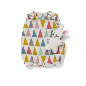 Littlephant - 1299 - Vêtements de poupée - Triangle one piece (307664)