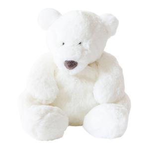 Dimpel - 860600 - Ours Esteban 30 cm - blanc (310538)