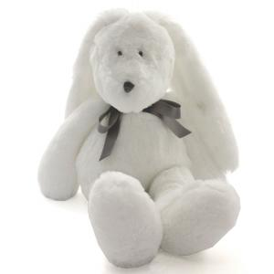 Dimpel - 860431 - Peluche lapin Neela 32 cm blanc (310554)