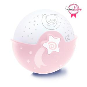 Infantino - 004908-01 - Veilleuse Projecto rose (310570)