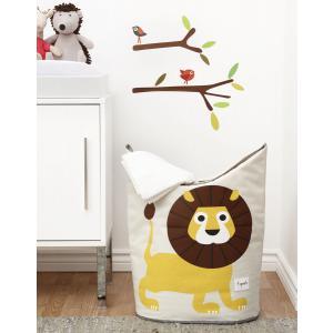 3 Sprouts - 107-003-003 - Paniers à linge Lion (311244)