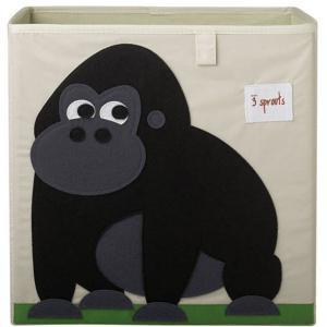 3D Sprouts - 107-002-003 - Cube de rangement Gorille (311286)