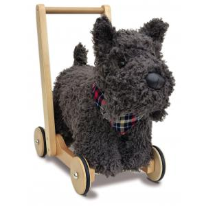 Little Bird Told Me - LB3053 - Chariot de marche Scottie Dog (312610)