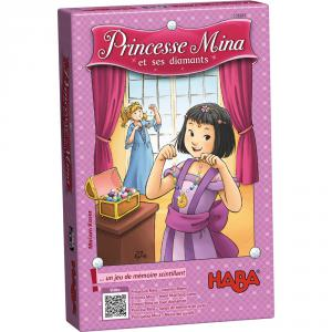 Haba - 301847 - Princesse Mina et ses diamants (315442)