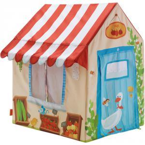 Haba - 301893 - Tente de jeu Marchande (315486)