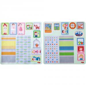 Haba - 301962 - Little Friends – Accessoires pour maison de poupée Autocollants décoratifs (315560)
