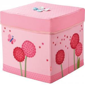 Haba - 302079 - Cube siège Fleurs magiques (315694)
