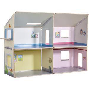 Haba - 302173 - Little Friends – Maison de poupée Villa Rayon de soleil (315800)