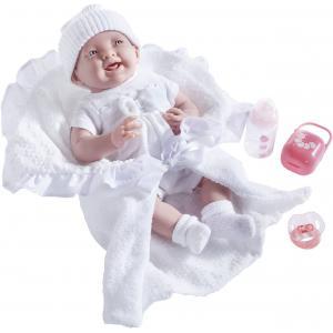 Berenguer - 18786 - Poupon Newborn nouveau né avec accesoires blancs 39 cm (320736)