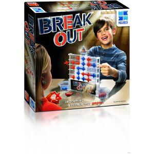 Megableu editions - 678097 - Break out - jeu de société dés 6 ans (321164)