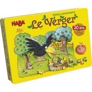 Haba - 302279 - Le verger – Édition anniversaire 30 ans boîte métal (321388)