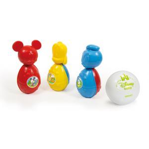Clementoni - 17096 - Jeu de quilles Bowling Disney (321924)