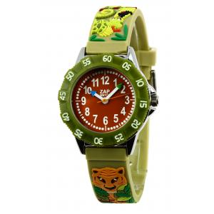 Babywatch - 230606139 - Montre pédagogique Zap 6-9ans - Jungle (326268)