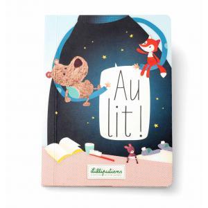 Lilliputiens - 86472 - Livre Au lit! FR (327876)