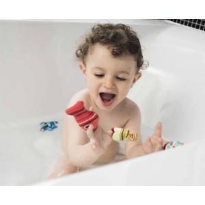 Lilliputiens - 86825 - Marionnettes de bain Poissons (327900)