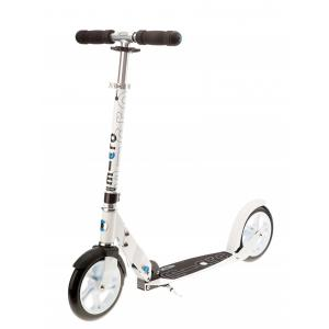 Micro - SA0031 - Trottinette Micro White - PU 200mm (328200)