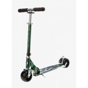 Micro - SA0032 - Trottinette Rocket - Verte Roue Fat PU 120mm (328220)