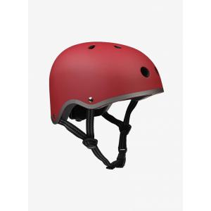 Micro - AC4496 - Casque - Rouge Mat - Taille S (328356)