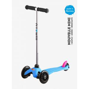 Micro - MM0075 - Trottinette Mini Sporty Aluminium - Neon Bleu (328536)