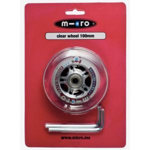Micro - AC5003B - Roue arriere pour Sprite - 100mm (vendue par deux) (328578)