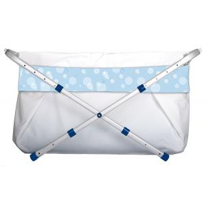 Bibabad - 34744 - Baignoire pliable Bibabad Type 1270  – bleue 70x90 cm (328632)