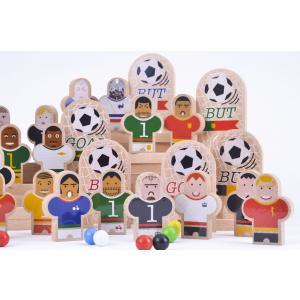 Les Jouets Libres - FOO004 - Jeux de billes , Rouletabille football club (box v4) (329346)