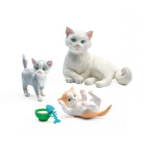 Djeco - DJ07817 - Maisons de poupées -  Les chats * (330202)