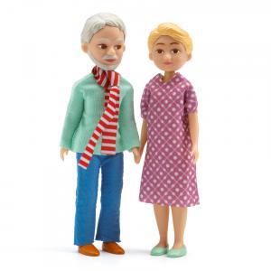 Djeco - DJ07816 - Maisons de poupées -  Les grands-parents  * (330204)