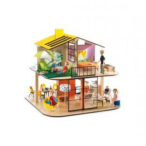 Djeco - DJ07803 - Maisons de poupées -  Color House* * (330228)