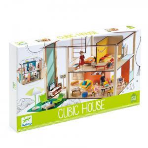 Djeco - DJ07801 - Maisons de poupées -  Cubic House* * (330232)