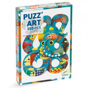 Djeco - DJ07651 - Puzz'Art Octopus - 350 pièces (330254)