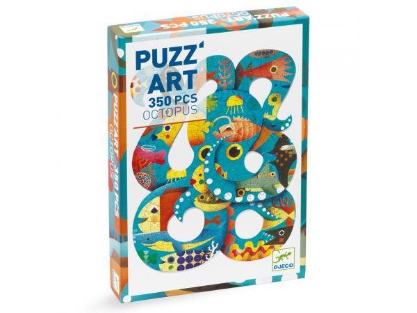 Puzz'art octopus - 350 pièces