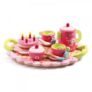 Djeco - DJ06639 - Imitation - Gourmandises -  Le goûter de Lili Rose  * (330542)