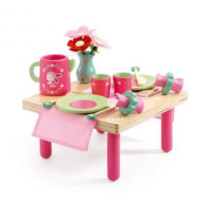 Djeco - DJ06631 - Jeu d'imitation - Le déjeuner de Lili Rose (330556)