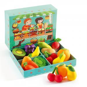 Djeco - DJ06621 - Imitation - Gourmandises -  Louis et Clémentine (330572)