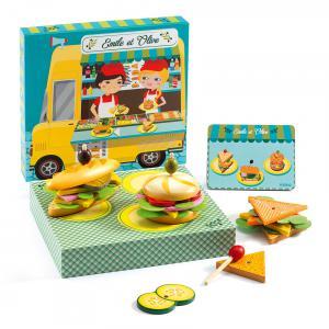Djeco - DJ06620 - Imitation - Gourmandises -  Emile et Olive (330574)