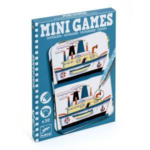 Djeco - DJ05306 - Mini Games -  Les différences de Rémi (330952)