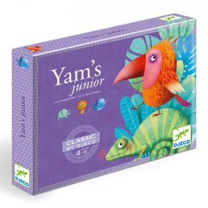Djeco - DJ05209 - Jeux classiques Yam's junior (330984)