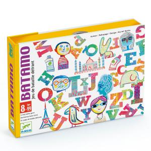 Djeco - DJ05189 - Jeu de cartes Batamo (331000)