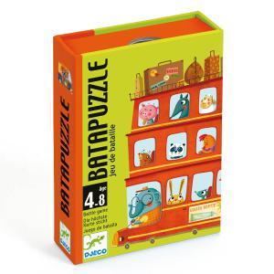 Djeco - DJ05125 - Jeu de cartes Bata Puzzle (331034)