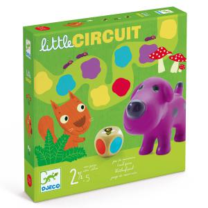 Djeco - DJ08550 - Jeux des tout petits -  Little circuit * (331266)