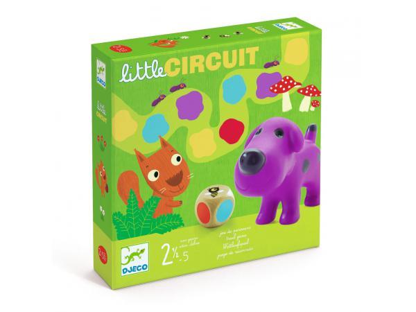 Jeux des tout petits little circuit