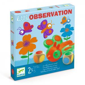 Djeco - DJ08551 - Jeux des tout petits -  Little observation (331268)