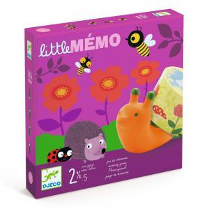 Djeco - DJ08552 - Jeux des tout petits -  Little mémo * (331270)